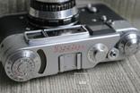 Фотоаппарат ФЭД-4, с И-61, Юбилейный выпуск 50 лет Октября, упаковка, инструкция., фото №7