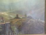 В горах.художник Лагорио, фото №9