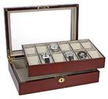 Шкатулка для часов и ювелирных украшений SAFE