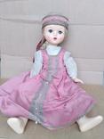 Кукла старая ссср
