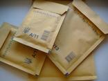 Конверты украинские Экстра А11,B12,C13,D14 по 30 шт, фото №3