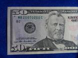 50 долларов США номер 20070200, фото №4