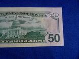 50 долларов США номер 20070200, фото №7