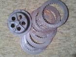 Металеві диски муфти зчеплення ИЖ-49, ИЖ-56, оригінал., фото №2