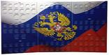 Альбом-планшет для монет России регулярного выпуска с 1997 по 2018 год. (в наборе 2 тома), фото №5