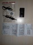 Аудио передатчик приемник Bluetooth с аккумулятором
