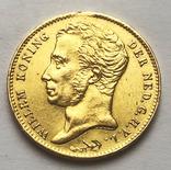 10 гульденов 1839 года. Нидерланды. photo 2