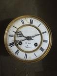 Часы «Le Roi Pairs» с эмалевым циферблатом., фото №3