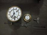 Часы «Le Roi Pairs» с эмалевым циферблатом., фото №5