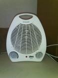 Тепловентилятор дуйка Elbee 2кВт, фото №2