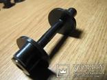 Крепежный винт катушки к штанге 6 мм с гайкой.(Minelab, X-terra 705 и др) photo 1
