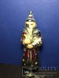 Ёлочная игрушка Звездочёт, на прищепке, фото №2