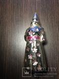 Ёлочная игрушка Звездочёт, на прищепке, фото №7