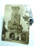 Фото открытки 5шт Сочи Крым Ласточкино гнездо девушки 1950е годы, фото №7