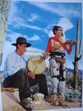"""""""История музыки в картинках . Америка"""" 1967 год (на немецком), фото №12"""