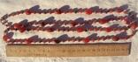 Бусы Чехословакия, арт-деко, 1920-е годы., фото №9