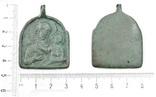 Богородица Одигитрия (Путеводительница). 12-13 век.