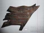 Польская настольная медаль, фото №5