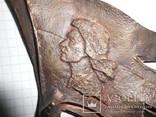Польская настольная медаль, фото №6