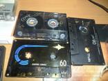 Аудиокассета кассета Basf That s Bsaf NDK и т.д. - 8 шт в лоте, фото №8