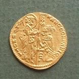 Венеция: Марко Корнаро (1365-1368) цехин (дукат)