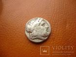 Филипп II Македонский подражание Тетрадрахма, фото №3