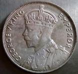 1 флорин (пам'ятний 1934 року). Австралія - срібло 925. См. обсуждение. photo 2