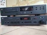 Усилитель NAD-701+CD NAD-502, фото №2