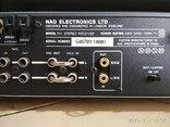 Усилитель NAD-701+CD NAD-502, фото №8