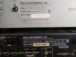 Усилитель NAD-701+CD NAD-502, фото №9