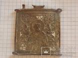 Частина складня св Миколая 19 століття