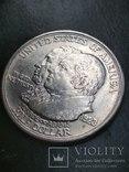 50 центов США 1923г. ДОКТРИНА МОНРО серебро