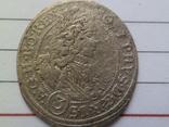 Трояк 1710 год, фото №2