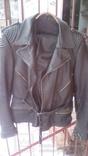 Комплект байкера кожаный