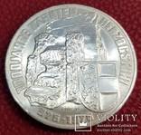 100 шиллингов Австрия 1976год серебро