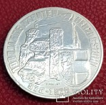 100 шиллингов Австрия 1976год серебро photo 2