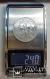 100 шиллингов Австрия 1976год серебро photo 10