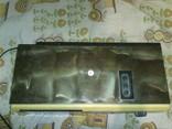 Приемник трехпрограммный с часами таймером Ласпи ПТ 203 СССР, фото №3