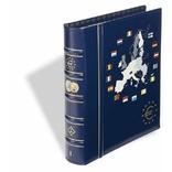 CLASEUROBL1SET Альбом VISTA для наборов eвромонет (12 стран) с футляром