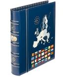 CLOPBIEUBL Альбом VISTA для монет евро