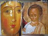 Богородиця з Дитям і похвалою (Ікони колекції Національного музею у Львові), 2005 год, фото №7