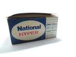 "Картонная коробка от батареек 1989 год National Hyper size ""C"", фото №6"