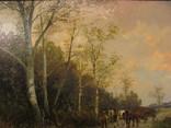 """Лесоруб"" T.H. Wagner, фото №4"