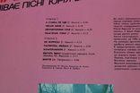 Пластинка- гр. Високий Замок. Марія Кирилюк. Співає пісні Юрія Варума, фото №4
