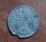 1 крейцер 1851 Бавария  серебро     (М.1.3)~, фото №3