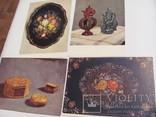 Народные художественные промыслы 20 открыток photo 4