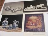 Народные художественные промыслы 20 открыток photo 7