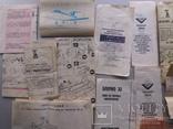 Инструкцыи к самолетам 25 шт., фото №4