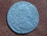 1 крейцер 1755  Бавария  серебро   (М.1.5)~, фото №2
