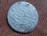 1 крейцер 1755  Бавария  серебро   (М.1.5)~, фото №4